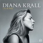 Live In Paris Diana Krall album cover
